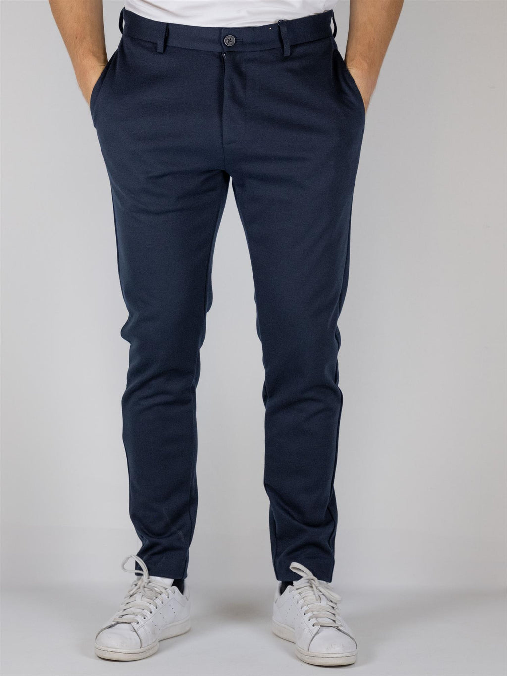 Milano Basic+ Flex pant - Navy