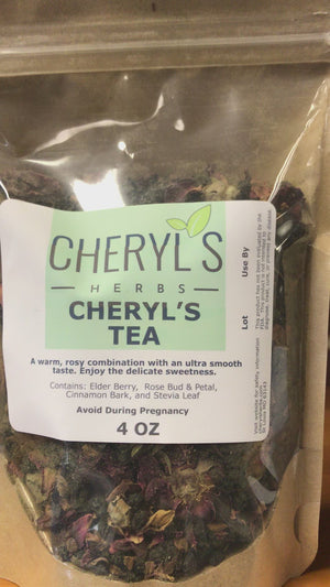 INTRO TO CHERYL'S HERBS BUNDLE