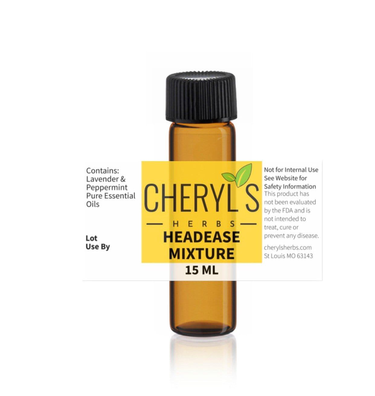 HEADEASE MIXTURE - Cheryls Herbs