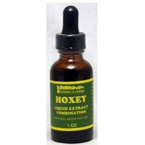 HOXEY LIQUID EXTRACT COMBINATION * - Cheryls Herbs