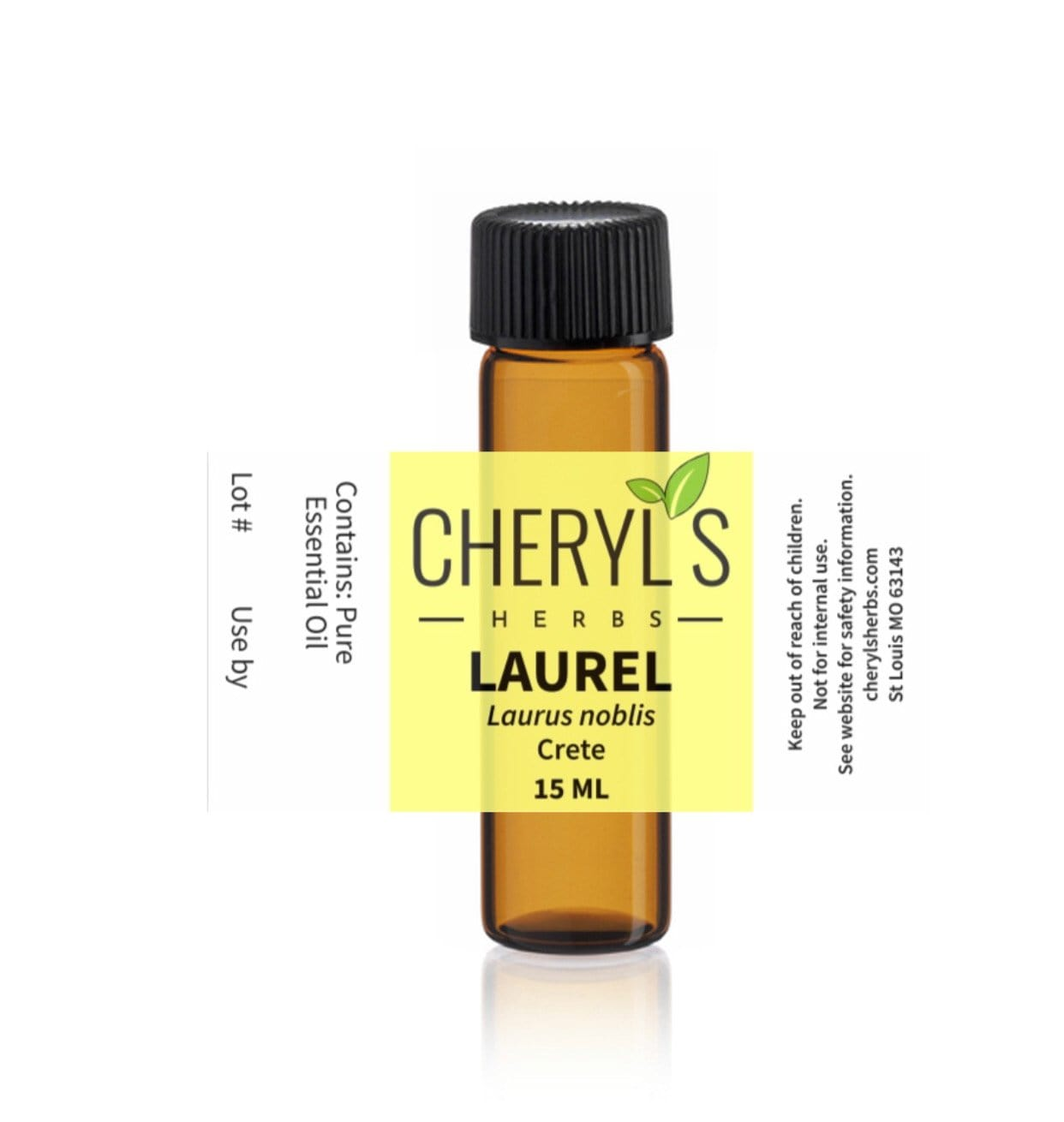 LAUREL BAY LAUREL ESSENTIAL OIL * - Cheryls Herbs