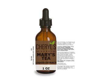 MARYS TEA LIQUID EXTRACT - Cheryls Herbs