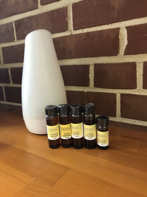 ESSENTIAL OIL MIXTURES BUNDLE - Cheryls Herbs