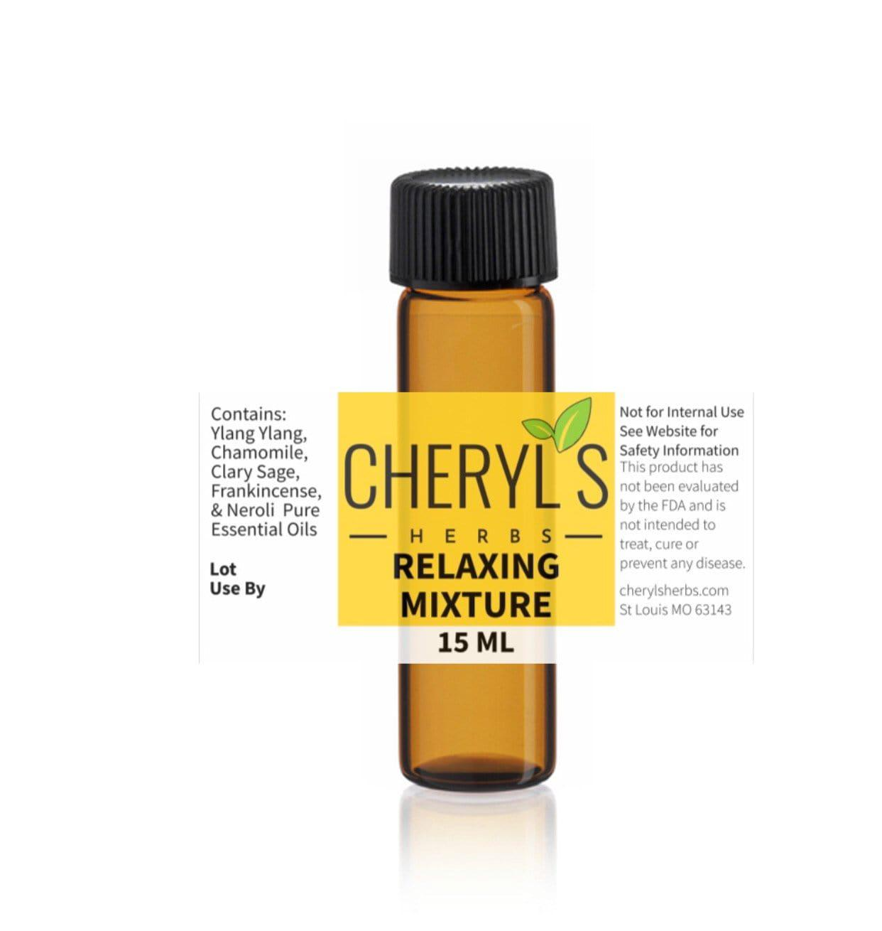 RELAXING MIXTURE - Cheryls Herbs