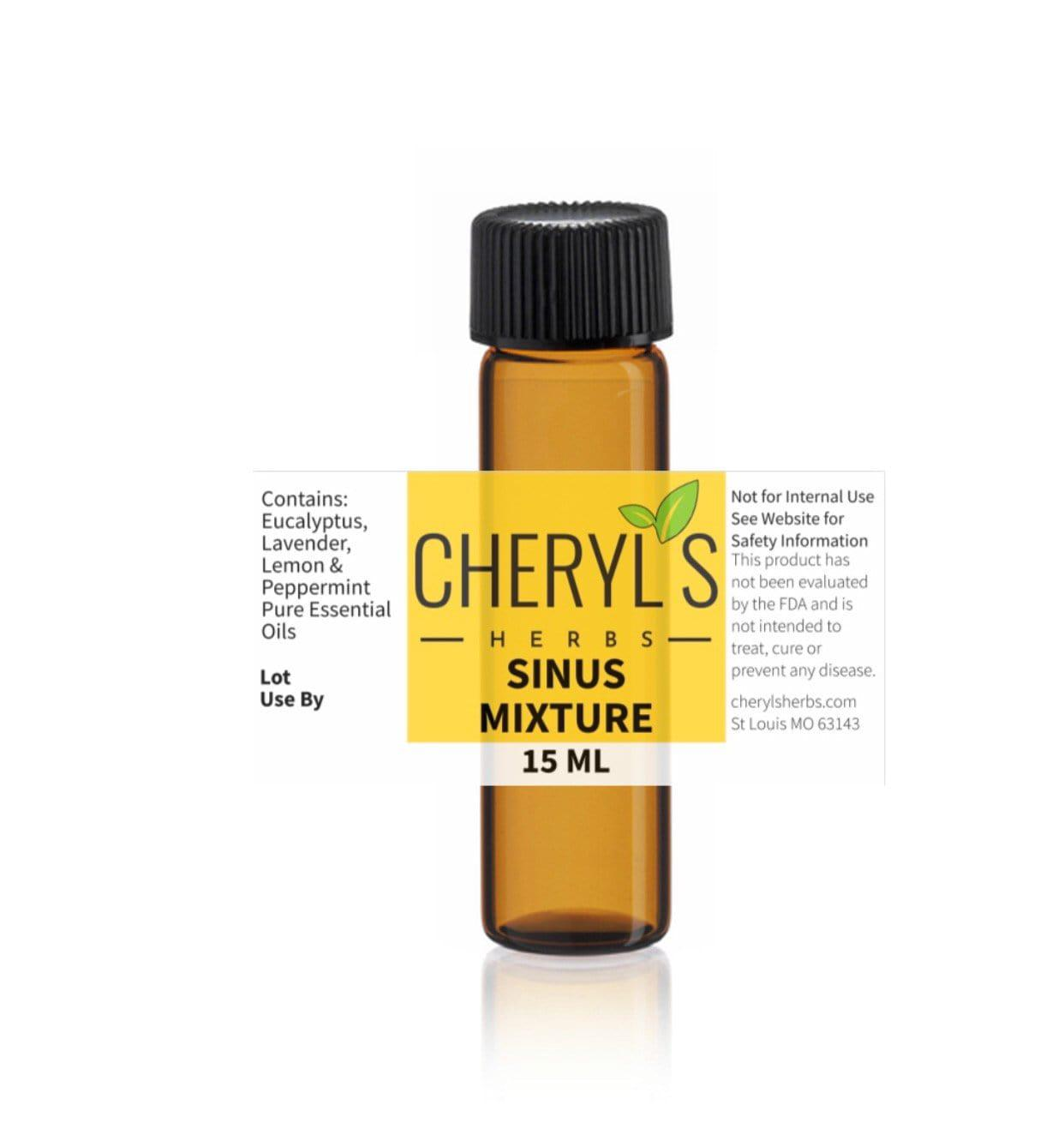 SINUS MIXTURE - Cheryls Herbs