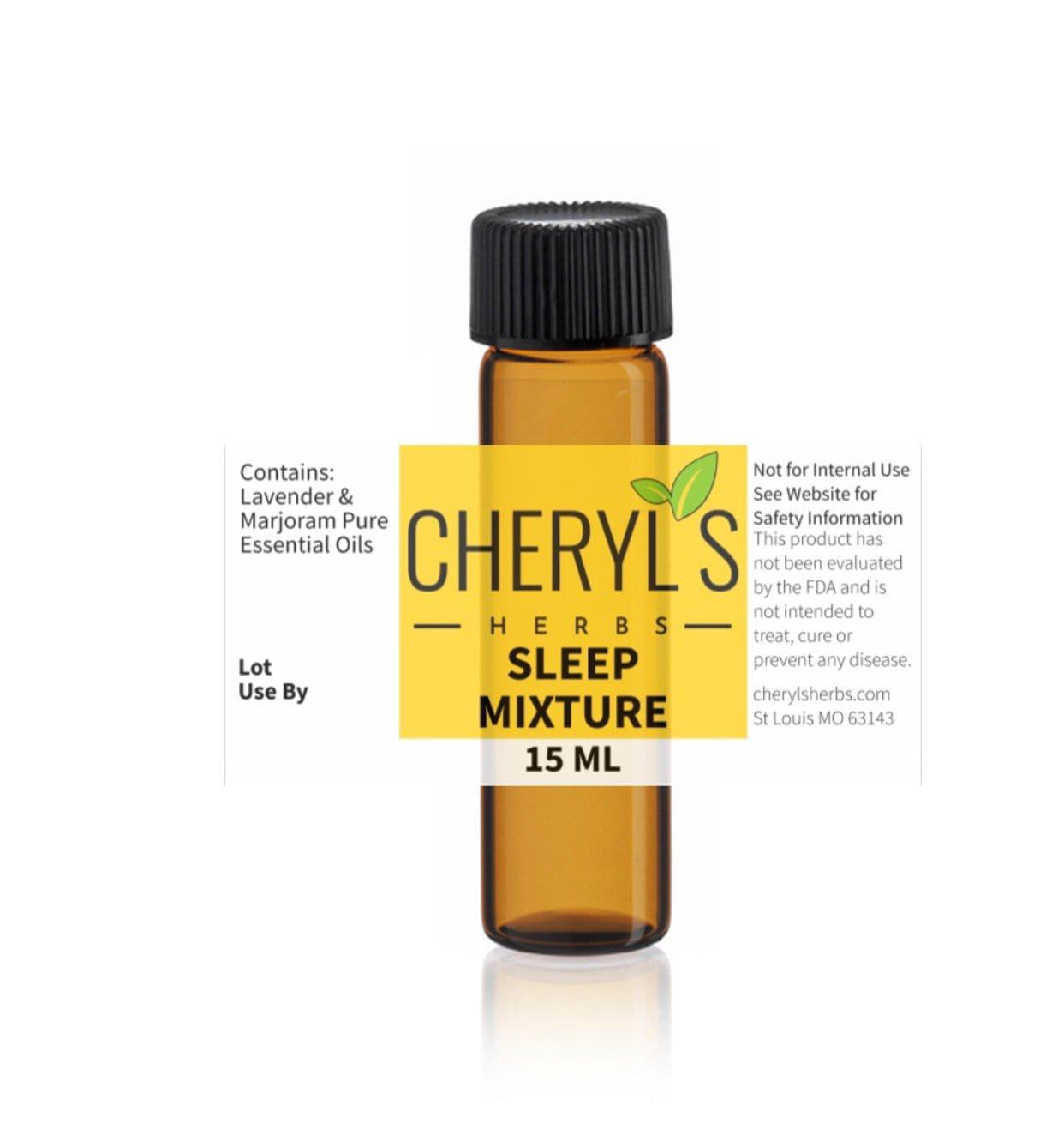SLEEP MIXTURE - Cheryls Herbs