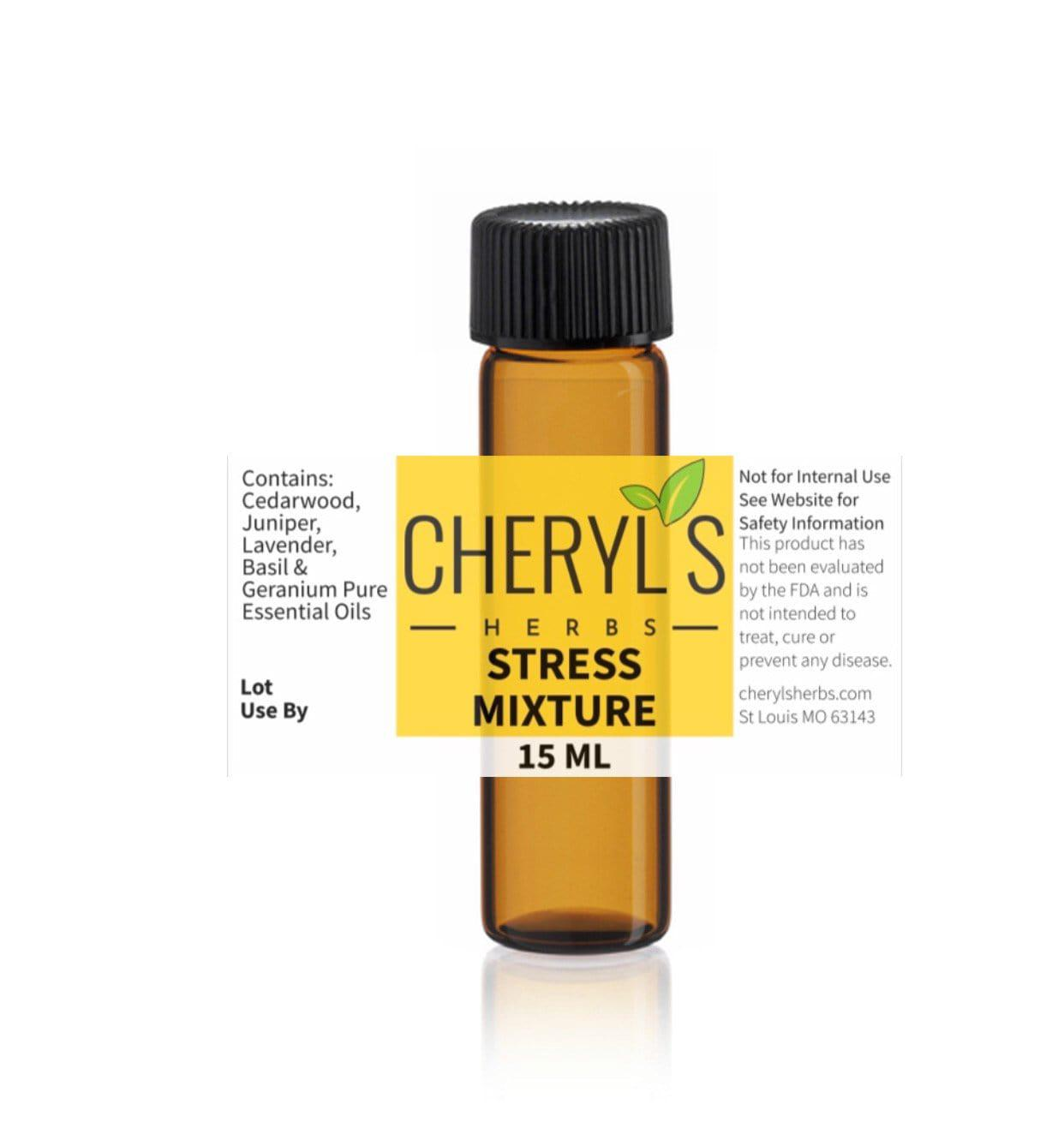 STRESS MIXTURE - Cheryls Herbs