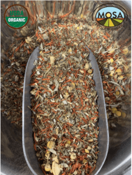 AFTER DINNER TEA - 100% ORGANIC - Cheryls Herbs