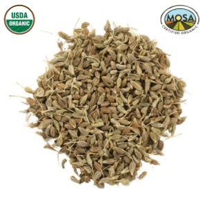 ANISE SEED whole - 100% ORGANIC - Cheryls Herbs