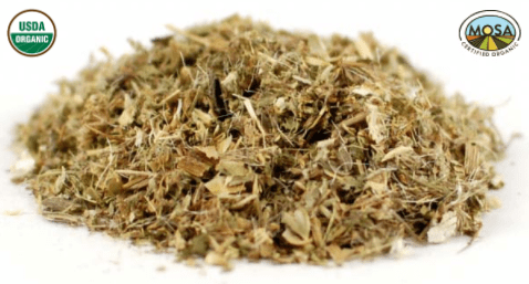 BLESSED THISTLE HERB cut - 100% ORGANIC - Cheryls Herbs