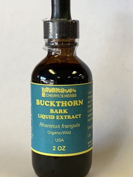 BUCKTHORN HERB LIQUID EXTRACT