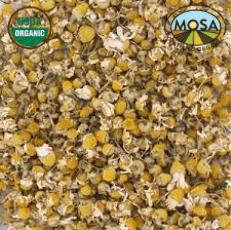 CHAMOMILE FLOWER GERMAN whole - 100% ORGANIC - Cheryls Herbs