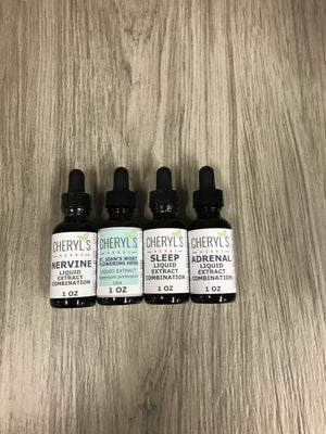 STRESS AND MOOD BUNDLE - Cheryls Herbs