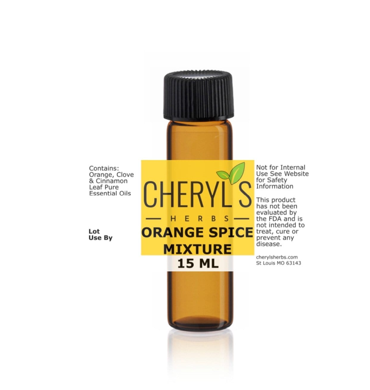 ORANGE SPICE MIXTURE - Cheryls Herbs