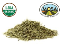 ROSEMARY LEAF whole - CERTIFIED ORGANIC - Cheryls Herbs