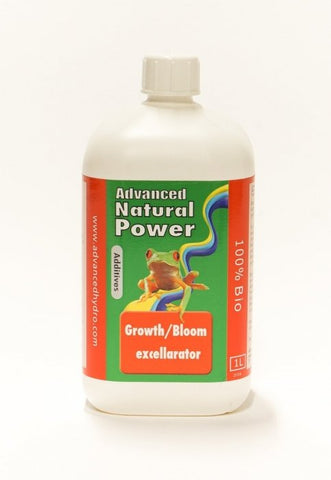 Natural Power Growth/Bloom Excellarator 1L