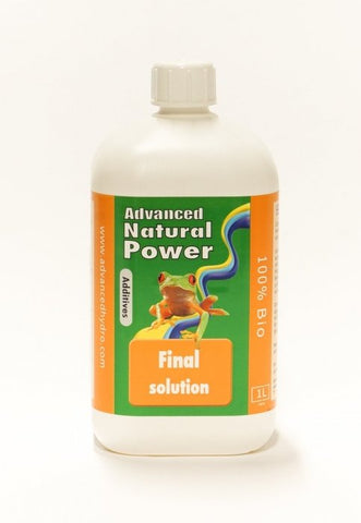 Natural Power Final Solution 0.5L