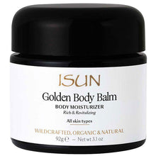 Load image into Gallery viewer, ISUN Golden Body Balm