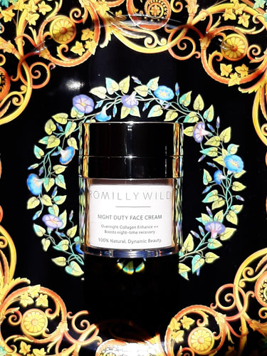 Romilly Wilde - Night Duty Face Cream