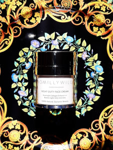 Romilly Wilde - Night Duty Face Cream - Carasoin