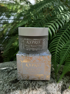 Kypris Deep Forest Clay Mask - Carasoin