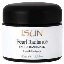 Load image into Gallery viewer, ISUN Pearl Radiance Face & Hand Mask - Carasoin