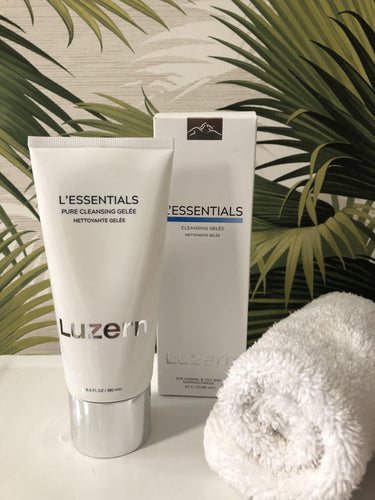 Luzern Pure Cleansing Creme - Carasoin