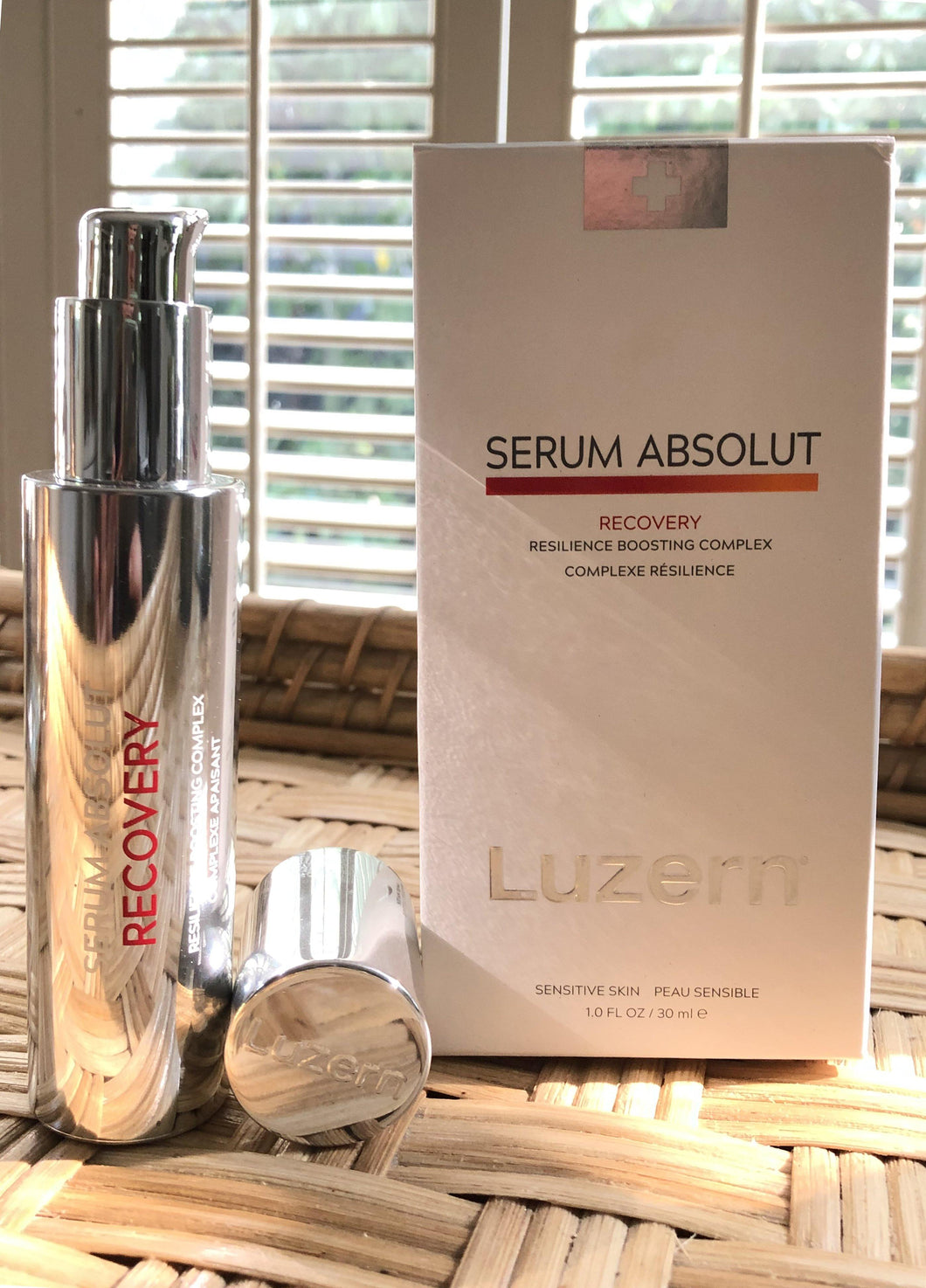 Luzern Serum Absolute RECOVERY - Carasoin