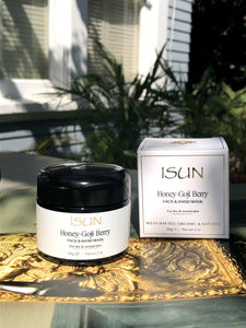 ISun Honey Goji Berry Mask