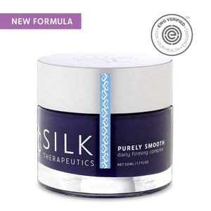 SILK Therapeutics Purely Smooth Serum - Carasoin