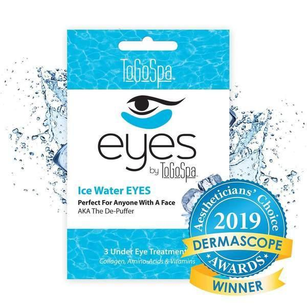ToGoSpa Ice Water EYES - Carasoin