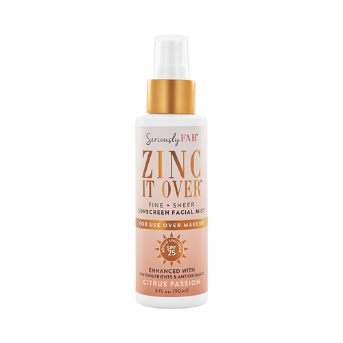 Seriously Fab - Zinc It Over - Citrus Passion - Carasoin
