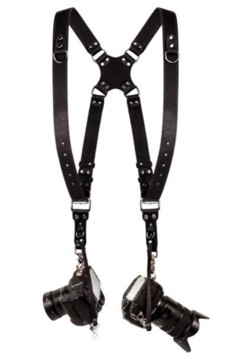 Dual harness black