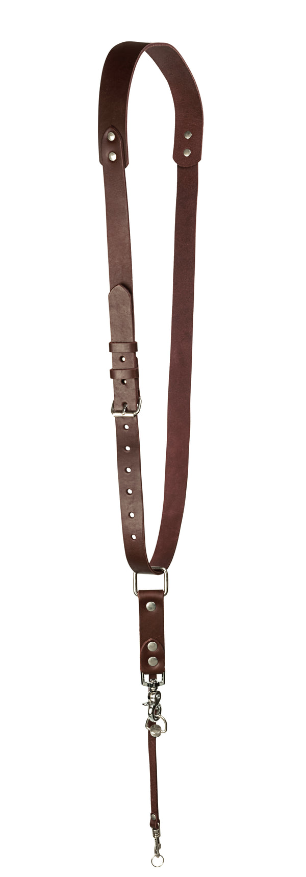 Single Camera Strap Brown