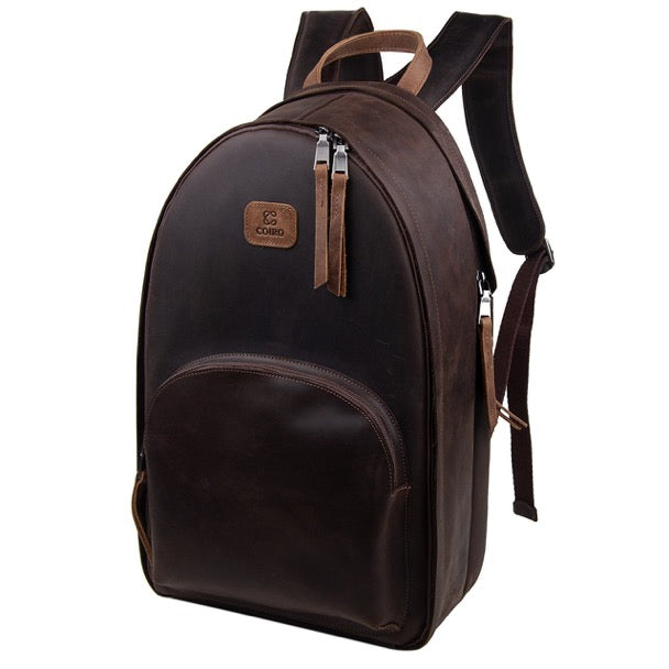Everyday Camera Backpack Brown