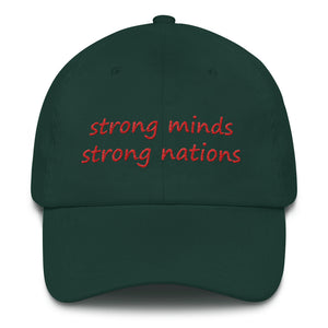STRONG MINDS STRONG NATIONS