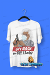 "Funny Madea "" 6ft back or 6ft Under"" Sublimation T shirt"