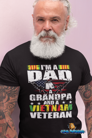 Vietnam Veteran Dad