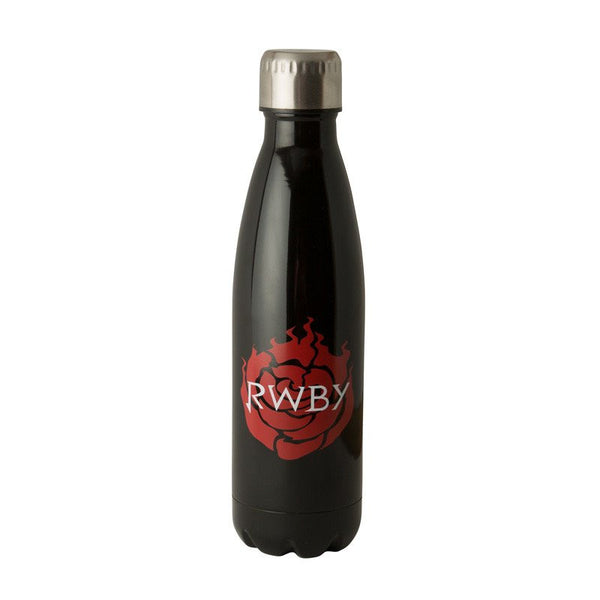 RWBY BLACK STAINLESS STEEL BOTTLE