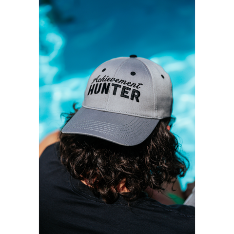 Achievement Hunter Strapback Baseball Cap