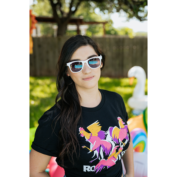 Rooster Teeth Fuster Cluck Tee