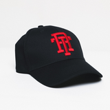 Rooster Teeth Flexfit Hat Black