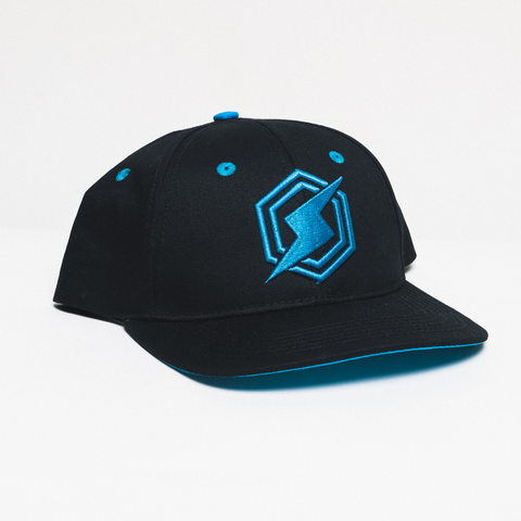 ScrewAttack Bolt Logo Two-Tone Snapback