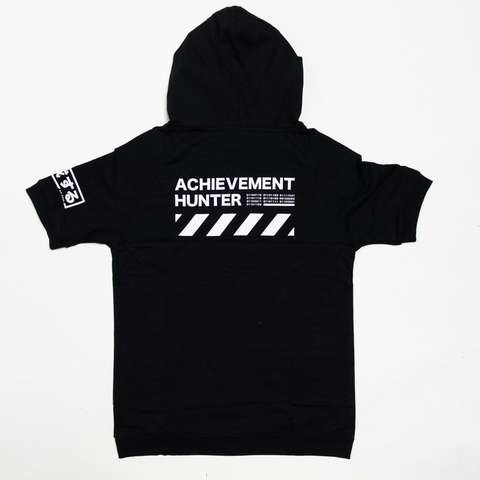 Achievement Hunter Short Sleeve Hoodie