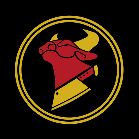 COW CHOP LOGO SHIRT