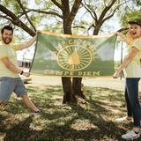 Camp Camp Campe Diem Flag