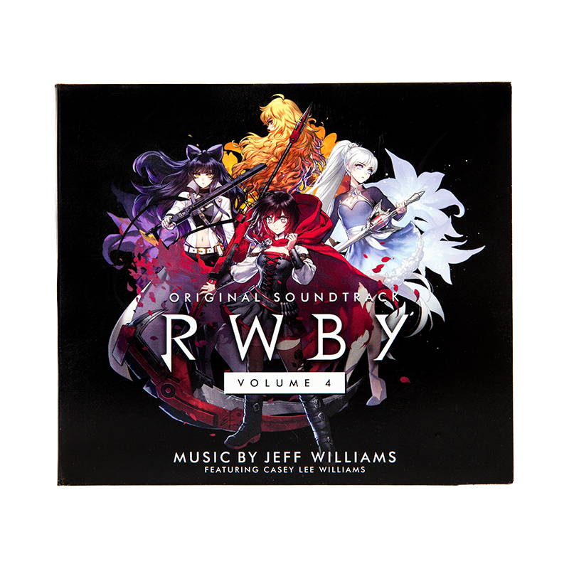 RWBY VOLUME 4 SOUNDTRACK