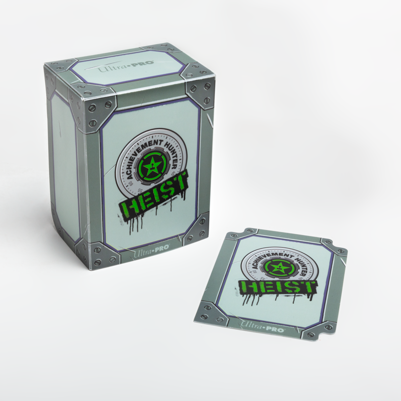 ACHIEVEMENT HUNTER HEIST SAFETY DEPOSIT BOX DECK BOX