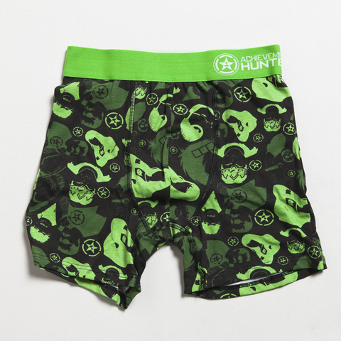 ACHIEVEMENT HUNTER UNDERWEAR
