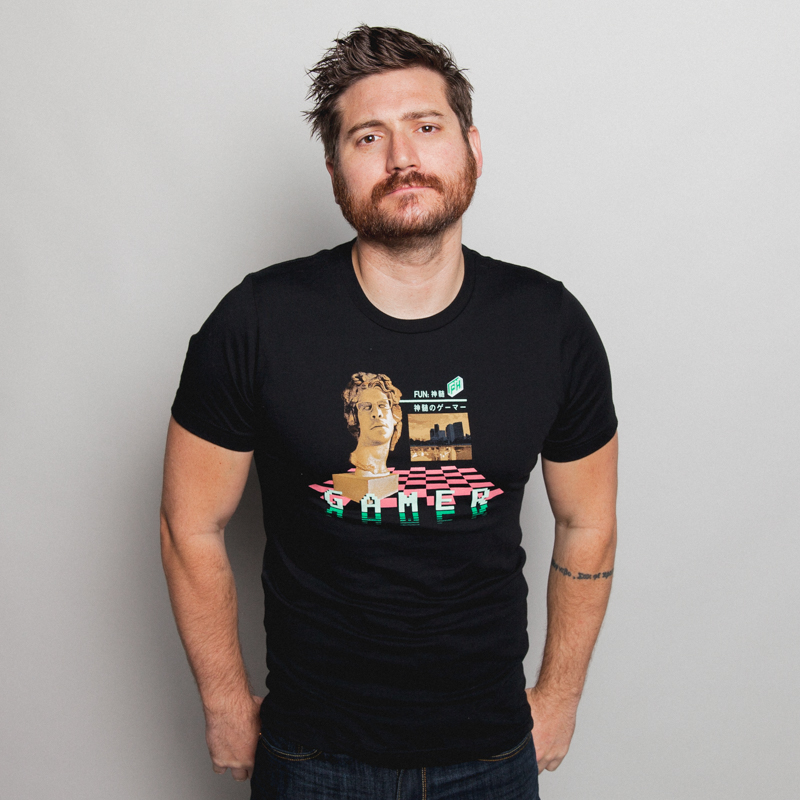 FUNHAUS GAMERWAVE SHIRT